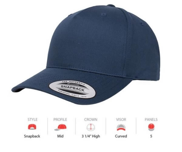6607Y Youth Classis 5 Panel