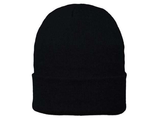 B001CF Parker Design Beanie - Cuffed Fleece (Pack of 5)